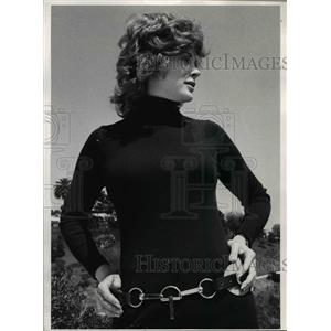 1971 Press Photo Jill St. John American Actress - orp26260