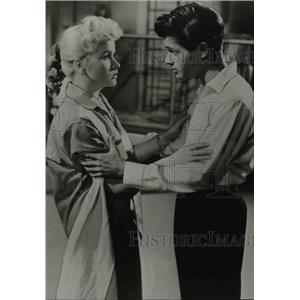 1958 Press Photo Tommy Sands and Lili Gentle star in Sing Boy Sing - orp26196