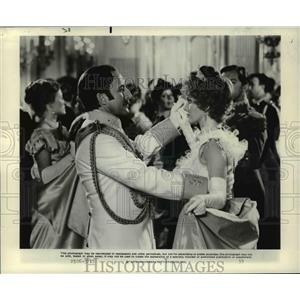 1979 Press Photo Pete Sellers in The Prisoner of Zenda - orp25905