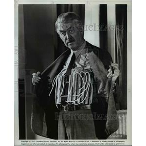 1971 Press Photo James Stewart Actor - orp27128