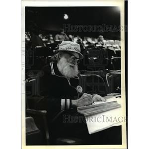1978 Press Photo Dallas McKennon