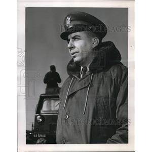 1951 Press Photo Lt. Col. Seth Weld Jr