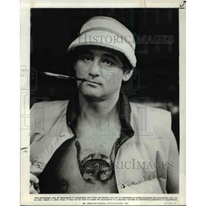 1980 Press Photo Bill Murray as Dr. Hunter S. Thompson in Where the Buffalo Roam