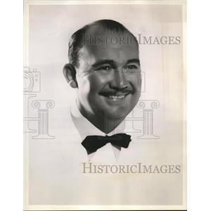 1945 Press Photo Paul Whiteman in Radio Hall of Fame - orp27896
