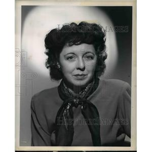 1948 Press Photo Alice Smart in Ford Theater - orp26670