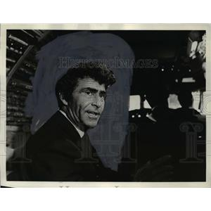 1973 Press Photo Rod Serling in The Taming of the Shrew - orp25921