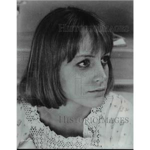 1970 Press Photo Carrie Snodgreass in Diary of a Mad Housewife - orp26790