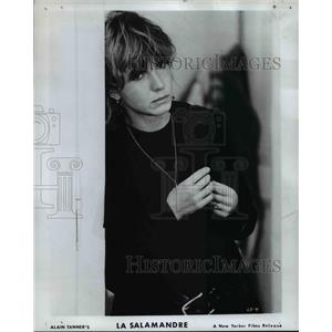 1973 Press Photo Bulle Ogier in La Salamandre - orp26114