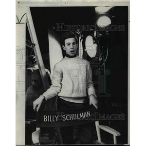 1968 Press Photo Billy Shulman in Teacher, Teacher - orp26445