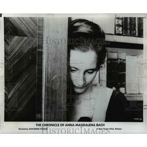 1976 Press Photo New Yorker Films presents The Chronicle Of Anna Magdalena Bach