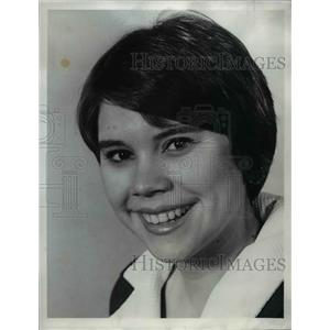"1974 Press Photo Linda Lane Smith Mezzo ""The Daughter of the Regiment"""