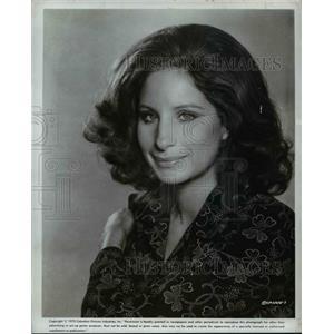 "1974 Press Photo Barbra Streisand ""Up the Sandbox"" - orp27088"