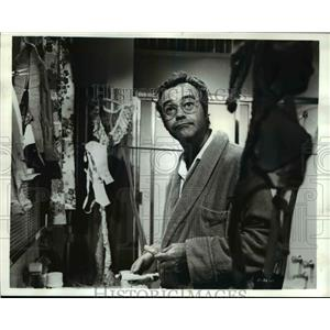 1972 Press Photo Jack Lemmon actor - orp22726