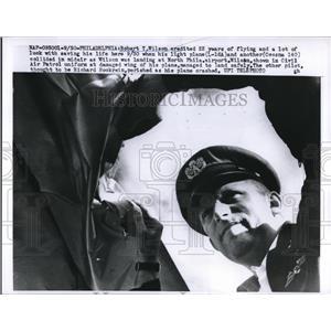1959 Press Photo Philadelphia Pa Robert T Wilson in Civil Air Patrol - nee05301