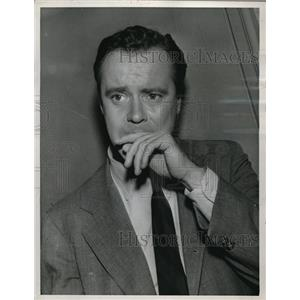 1958 Press Photo Jack Lemmon in Dr Roberts