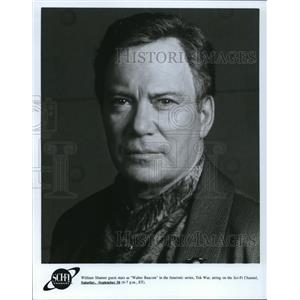 Undated Press Photo William Shatner Tek War