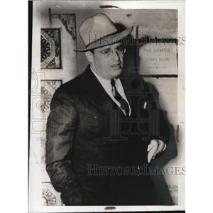 1940 Press Photo Elliot Rosswell