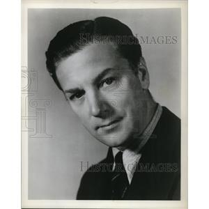 1950 Press Photo Dennis King