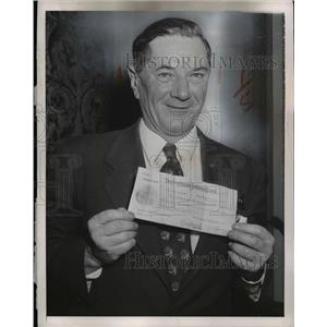 1952 Press Photo Sen Burnet Waybank Chairman Senate Bannk Committee