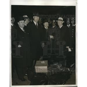 1933 Press Photo postmaster General James Farley - nee01892