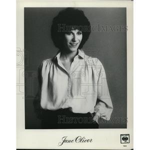 1979 Press Photo Jane Olivor - cvp50357