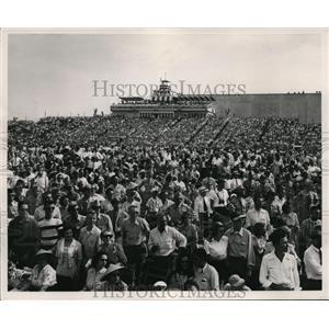 1968 Press Photo National Air Races