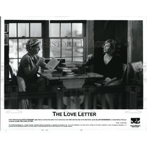 Undated Press Photo The Love Letter Kate Kapshaw Ellen Degeneres - cvp49890