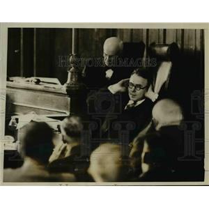 1928 Press Photo Philip Payne Managing Editor of New York Daily Mirror