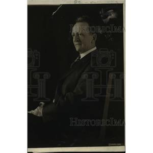 1918 Press Photo Carter Glass, Publisher and Chairman of House Committee