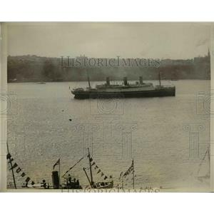 1927 Press Photo SS Empress of Australia, prince of Whales came to Canada on