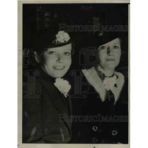 1936 Press Photo Marjorie De Hele Lockwood Actress - nee32057