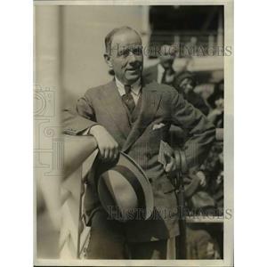 1925 Press Photo Thomas Jamont of JP Morgan & Company - nee26690