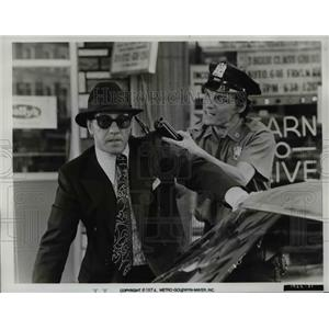 1974 Press Photo David Selby - orp26041