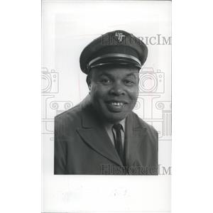 1960 Press Photo Clarence Yarbrough - nee33156