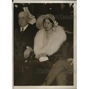 1931 Press Photo Princess Takamatsu of Japan.  - nee56962