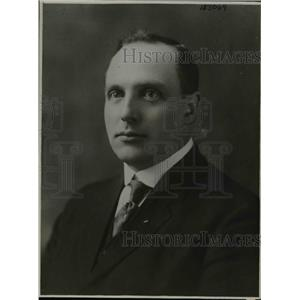 1922 Press Photo Tom Moore President of Trades and Labor Congress in Canada.