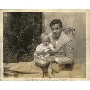 1929 Press Photo Joseph senior and Junior Wagstaffs A Song of Kentucky