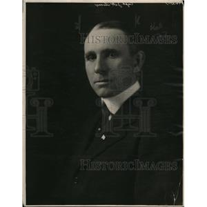 1920 Press Photo Captain JH Lucey  - nee53466