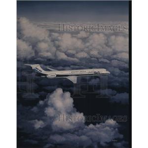 1983 Press Photo McDonnell Douglas MD-90