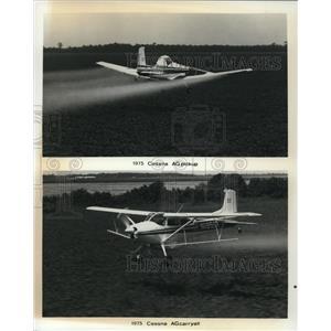 1975 Press Photo Cessna