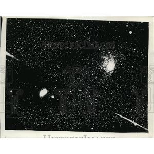1939 Press Photo The Milky Way in the night sky  - nee73383