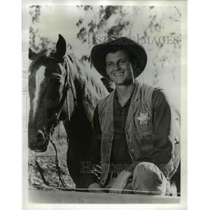 Undated Press Photo Jody McCrea In Witchita - cvp35551