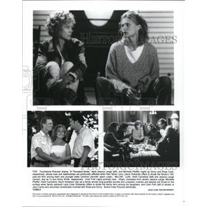Undated Press Photo Jessica Lange Michelle Pfiefer In A Thousand Acres