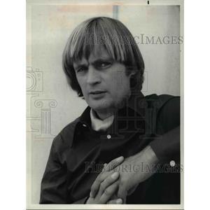 1975 Press Photo David Mc Callum - cvp35909