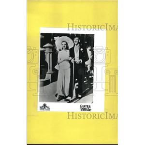 Undated Press Photo Scene from Easter Parade - cvp37484