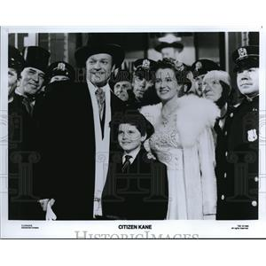 1992 Press Photo Scene from Citizen Kane - cvp38471