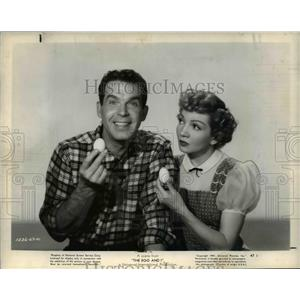 1947 Press Photo Fred MacMurray in The Egg And I - cvp35606
