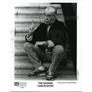 Undated Press Photo George Carlin as George O'Grady - cvp34263