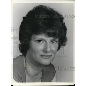 1976 Press Photo Mary Louise Wilson on One Day at a Time - cvp36477