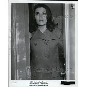 1968 Press Photo Lara Lindsay The Boston Strangler - cvp38082